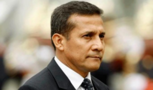 Ollanta Humala es abucheado e impedido de ingresar al velorio de Alan García