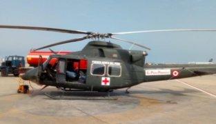 FAP evacuará a heridos del accidente de bus que se dirigían a velorio de Alan García