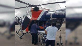 Cusco: turista americano en estado grave tras caer de montaña Machu Picchu