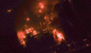 Mesa Redonda: incendio sería sofocado para este mediodía