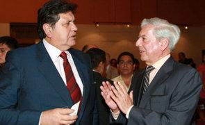 Vargas Llosa espera que suicidio de García no afecte labor de fiscales