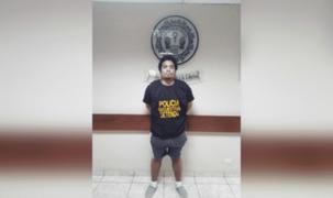Capturan a uno de los violadores más buscados del país en Puente Piedra