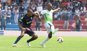 Alianza Lima empata 2 – 2 con Pirata y sigue sin ganar en la Liga 1