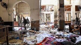 Sri Lanka: atentados contra iglesias y hoteles dejan más de 200 muertos