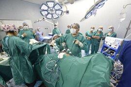 EsSalud: niña de 5 años recibe trasplante de hígado donado por otro menor