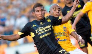 Peruanos en el extranjero: Edison Flores anotó el tercer gol del Morelia contra Tigres