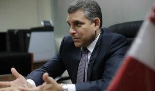 Fiscal Vela: preocupación por modificación sobre prisión preventiva