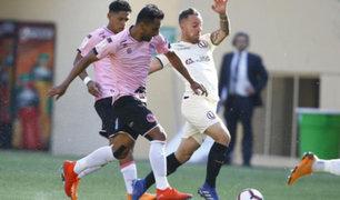 Universitario vence por 4-0 al Sport Boys en la jornada 10° del Torneo Apertura