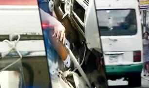 Peligro sobre ruedas: transporte público en mal estado y con millonarias multas