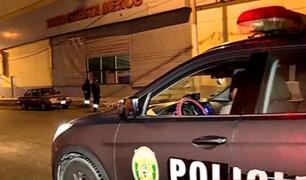Bellavista: delincuentes intentaron asaltar supermercado Plaza Vea