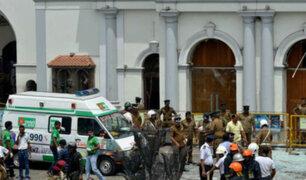 Sri Lanka: hallan 87 detonadores de explosivos en una estación de buses