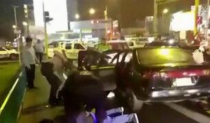 Pueblo Libre: banda que robó en hostal fue capturada en plena congestión vehicular