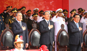 Operación Chavín de Huántar: Presidente Vizcarra participa en ceremonia por aniversario