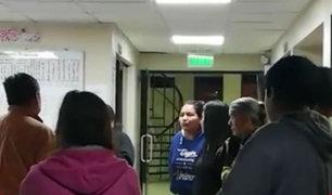 Huaura: 30 miembros de una familia asaltados dentro de centro campestre