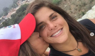 Giovanna Valcárcel confirma romance con ex Miss Perú