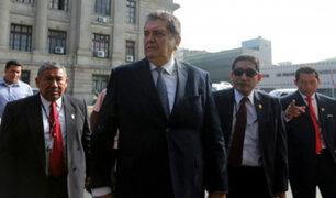 Exsecretario de Alan García: libro con sus memorias está casi listo