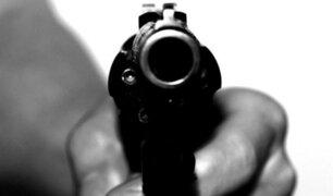 Delincuentes armados asaltan colegio en Cieneguilla
