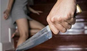EEUU: mujer es apuñalada 20 veces y sobrevive