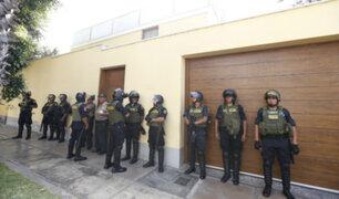 Alan García: ¿se siguió el protocolo adecuado durante diligencia policial?