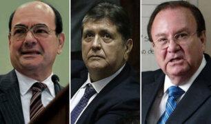 Nava, Atala y otros acusados: inicia audiencia de apelación a detención preliminar