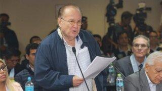 """Luis Nava afirma que acusación de peligro de fuga es """"exagerada"""""""