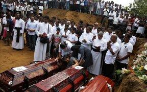 Sri Lanka: Estado Islámico asumió autoría de ataques a iglesias y hoteles