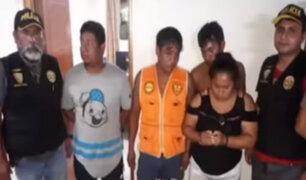 Puente Piedra: hermanos utilizaban a menores de edad para vender droga
