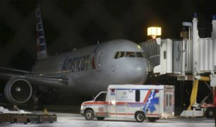 Insólito: 16 pasajeros se enfermaron súbitamente en pleno vuelo