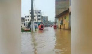 Cajamarca: lluvias intensas activan quebradas y causan inundaciones