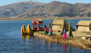 Empresas de España, Francia y México interesadas en sanear el lago Titicaca