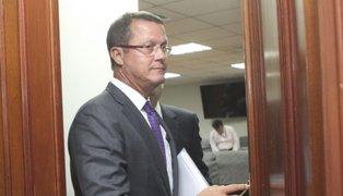 Barata: Humala y Villarán agradecieron aportes de Odebrecht a sus campañas