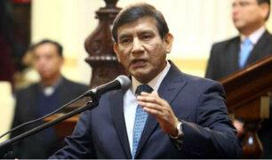 Ministro Morán podría ser interpelado tras intervención a vivienda del expresidente García