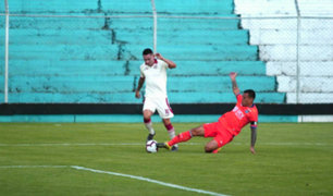 Liga 1 Apertura: UTC goleó con 4 – 1 a César Vallejo