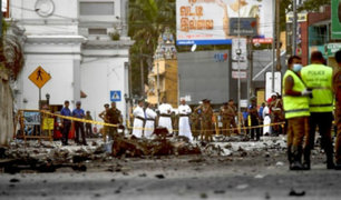 Sri Lanka: autoridades reducen número de víctimas fatales por atentados