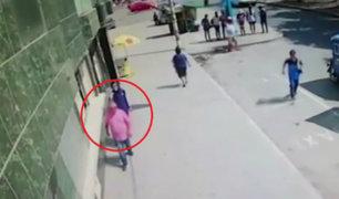 Comas: asesinan a hombre en plena vía pública