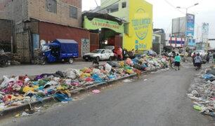 Declaran en emergencia sanitaria mercado La Hermelinda de Trujillo