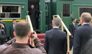 Kim Jong-un se reunirá por primera vez con Vladimir Putin
