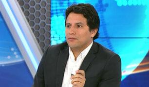 Marco Vásquez: Monto entregado por OAS a Villarán sorprenderá porque es mayor
