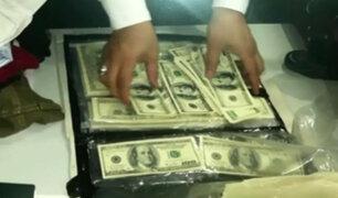 Mafia tenía más de 5 millones de dólares falsos en su poder