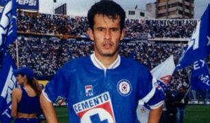 Juan Reynoso fue incluido en el once histórico ideal del Cruz Azul