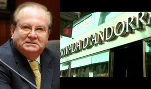 Barata confirma que sobornos depositados en Banca de Andorra eran para Luis Nava