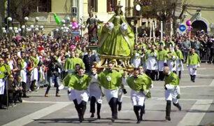 Conozca la singular tradición de Pascua donde la virgen María corre por una plaza en Italia