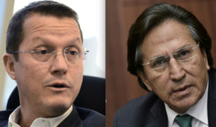 Jorge Barata confirmó aporte ilegal de US$ 31 millones a Alejandro Toledo
