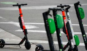 Municipalidad de San Isidro suspendió alquiler de scooters eléctricos