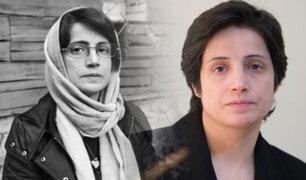 Irán: ratifican condena a activista que defiende quitarse el velo islámico