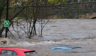Inundaciones y deslizamientos de tierra en Sudáfrica dejan más de 50 fallecidos