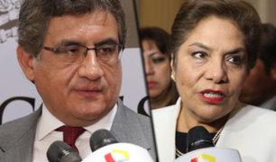 Reacciones en el Congreso tras declaraciones de Barata sobre Keiko Fujimori y PPK