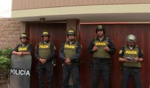 La Molina: intervienen propiedades de presunto narcotraficante