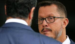"""Barata dice en audios de IDL Reporteros que tuvo relación """"cordial y sincera"""" con Alan García"""