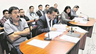 Policía que solicitó coima de S/ 100 fue sentenciado a cinco años de prisión